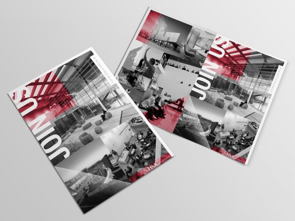 Bifold Brochure Mockup - Free