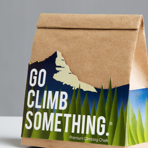 Climbing Chalk Packaging Design Concept
