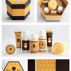 Burt's Bees Rebranding Concept